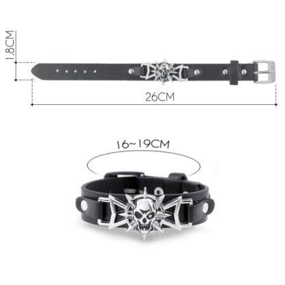 Bracelet-Tete-de-Mort-Madari-a
