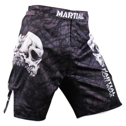 Short-MMA-Tete-de-Mort-Lahe