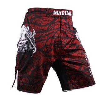 Short-MMA-Tete-de-Mort-Madi