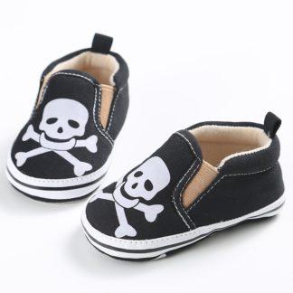Chaussure-Bebe-Tete-de-Mort-Eipar