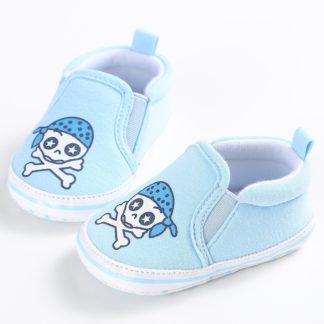 Chaussure-Bebe-Tete-de-Mort-Eiro