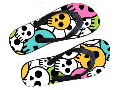 Chaussure-Tete-de-Mort
