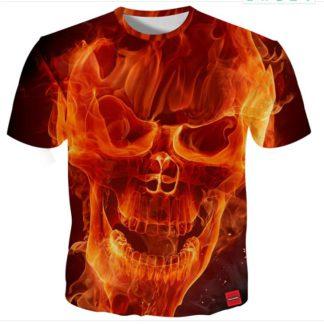 Tee-Shirt-Tete-de-Mort-Egiar