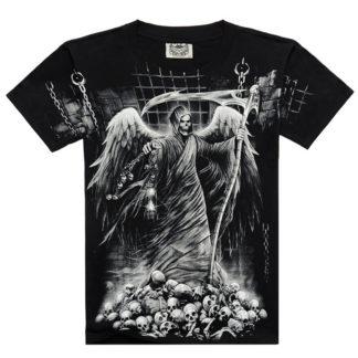 Tee-shirt-Tete-de-Mort-Baltz