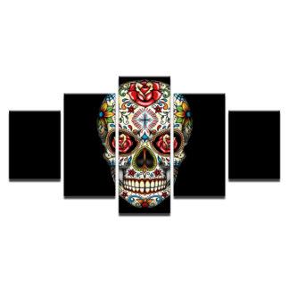 Toile / Tableau Tête de Mort