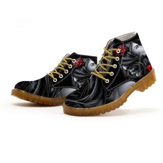 Boots-Tete-de-Mort-Beras