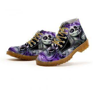 Boots-Tete-de-Mort-Berco