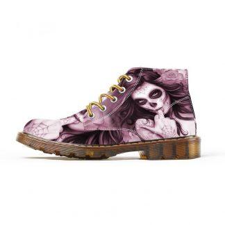 Boots-Tete-de-Mort-Berdin