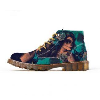 Boots-Tete-de-Mort-Berfan