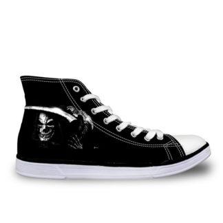 Chaussure-Montante-Tete-de-Mort-Plauto