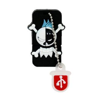 Cle-USB-Tete-de-Mort-Domiku