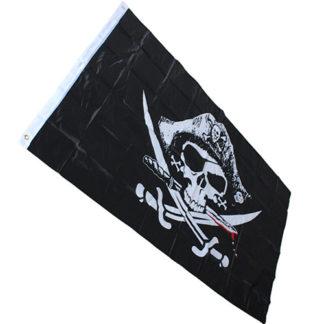 Drapeau-Pirate-Tete-de-Mort-Kimera