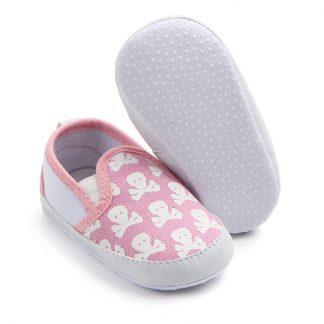 Chaussures-Bebe-Tete-de-Mort-Aines