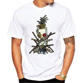 Tee-Shirt-Tete-de-Mort-Vegebi