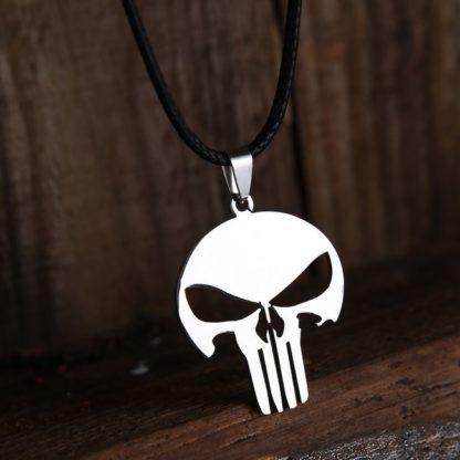 Collier-Pendentif-Punisher-Drakon-a