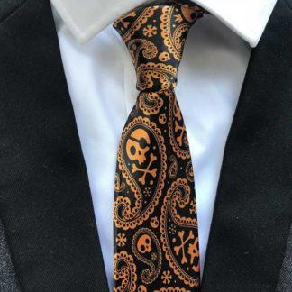 Cravate-Tete-de-Mort-Betine