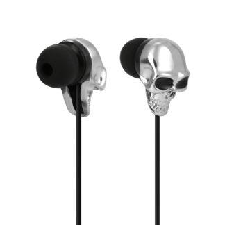 Écouteurs / Casque Audio Tête de Mort